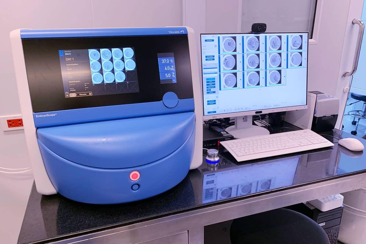Embryo Scope Plus